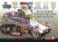 LC British WWII Middle East Tank