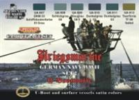 LC German WWII Navy Set 2