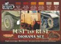 LC Dust And Rust Diorama Set