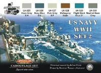 LC Camouflage Set US Navy WWII Set 2