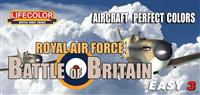 LC Royal Airforce Battle of Britain Aircraft Colours