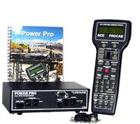 Power Pro 5A DCC System - Transformer not included.