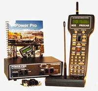 NCE Power Pro Radio 5A System - Transformer not included.