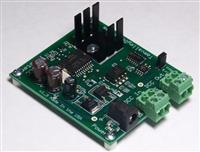 DAB002 5 Amp Trip / 3 A Continuous Duty DCC Booster Board