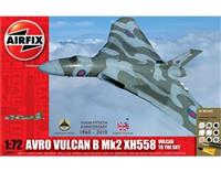 1:72 Vulcan to the Sky