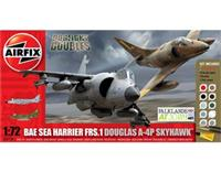 1:72 Dogfight Double A-4/Harrier FRS