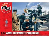 1:72 Luftwaffe Personnel - available while stock lasts
