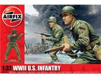 1:32 WWII US Infantry