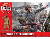 1:32 WWII US Paratroops