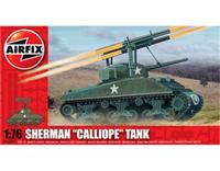 1:76 Sherman Calliope Tank - available while stock lasts