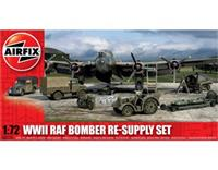 1:72 WWII RAF Bomber Re-Supply Set