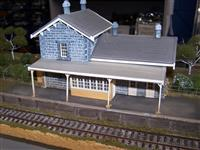 Victorian Railways Bluestone Station kit