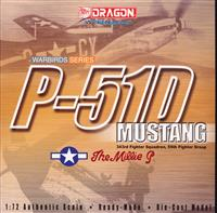 1:72 P-51 USAAF Millie P Mustang