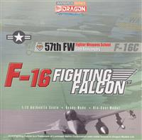 1:72 F-16C Wisconson 50 Anniversary Fighter Weapons School 57th FW