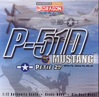 1:72 P-51 USAAF Petie 2nd