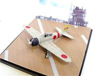1:72 AGM2 Zero fighter(Pearl Harbour Attack) AKAGI 2nd Sqaudron