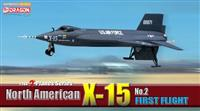 1:144 North American X-15 No2. First Flight