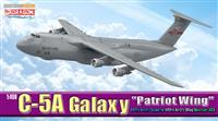 1:400 C-5A Galaxy 337th Airlift Squadron Patriot Wing