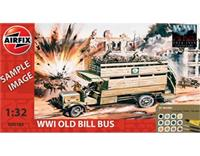 1:32 WWI Old Bill Bus Gift Set