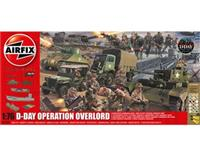 1:72 D-Day Operation Overlord Giant Gift Set