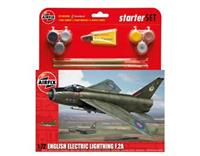 1:72 English Electric Lightning F2A - Starter Set