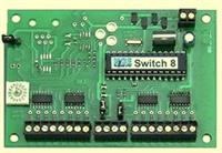 Switch-8 for stall motors