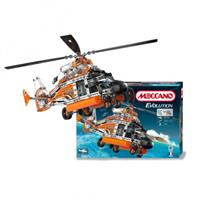 Meccano Evolution Helicopter with 6 Volt Motor