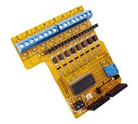 Shield -  Relay Driver for 8 relays (12V)