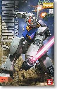 1:100 MG RX-78-2 Gundam Anime Colour