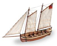 HMS Endeavour Longboat (Discontinued)