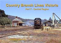Country Branch Lines Part 7 - Central Region (last 2 - no more available)