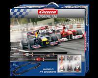 Carrera Slot Car Sets, Track and Cars