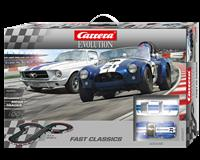 Evolution Fast Classics USA Set - Ford Mustang and Shelby