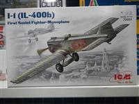 1:72 O-1 (IL-400b) First Soviet Fighter - Monoplane