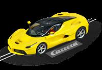 Digital 132 - LaFerrari 2013 yellow with black roof