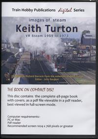 Images of Steam Keith Turton VR Steam 1959 to 1973