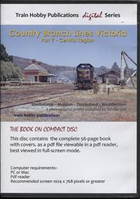 Country Branch Lines Victoria. Part 7 - Central Region