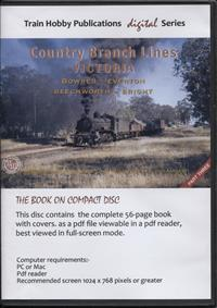 Country  Branch Lines Victoria. Part 3 Bowser - Everton  Beechworth - Bright