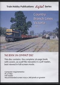 Country  Branch Lines Victoria. Part 6  Tocumwal Picola Girgarre Colbinabbin Heathcote Lancefield