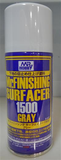 Mr Finishing Surfacer 1500 Grey