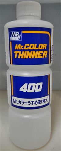 Mr Colour Thinner Extra Large 400ml