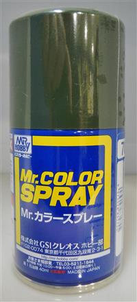070 Spray Dark Green