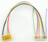 TCS T-E6 wiring harness