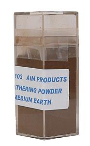 Weathering Powder - Medium Earth