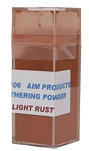 Weathering Powder - Light Rust