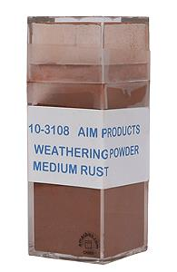 Weathering Powder - Medium Rust
