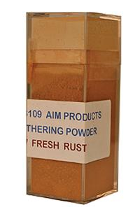 Weathering Powder - New Fresh Rust