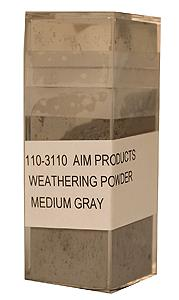 Weathering Powder - Medium Grey
