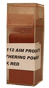 Weathering Powder - Brick Red