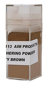 Weathering Powder - Dusty Brown